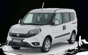 Broneeri Fiat Doblo Combi Maxi