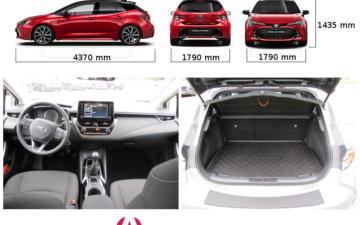 Rent Toyota Corolla 5D (2019) Man