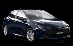 Toyota Corolla 5D Man