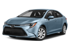Toyota Corolla 4D Man