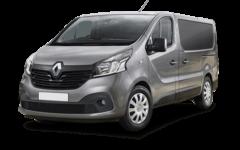 Renault Trafic Long